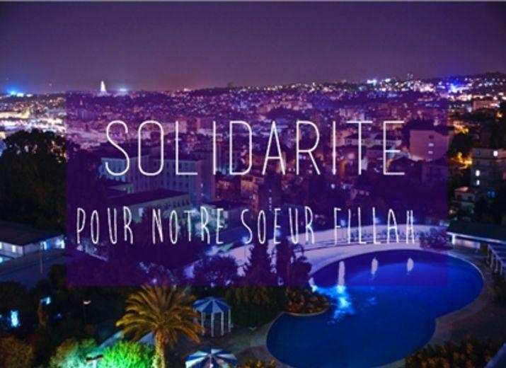 Solidarité pour une Mouhajirate