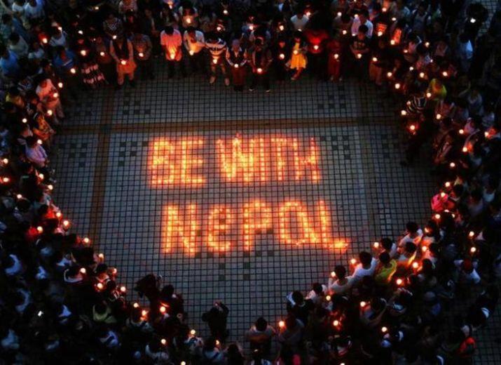 Soutien Aux Victimes du Séisme au Népal