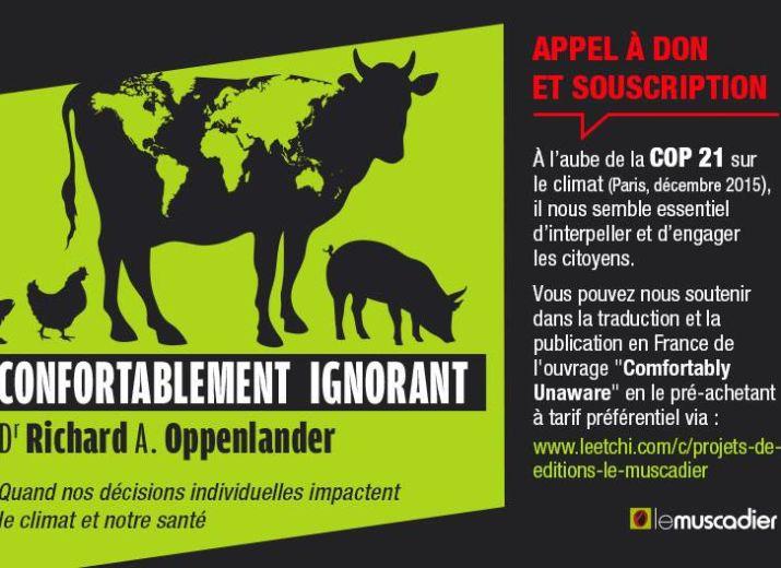 Confortablement ignorant, COP 21
