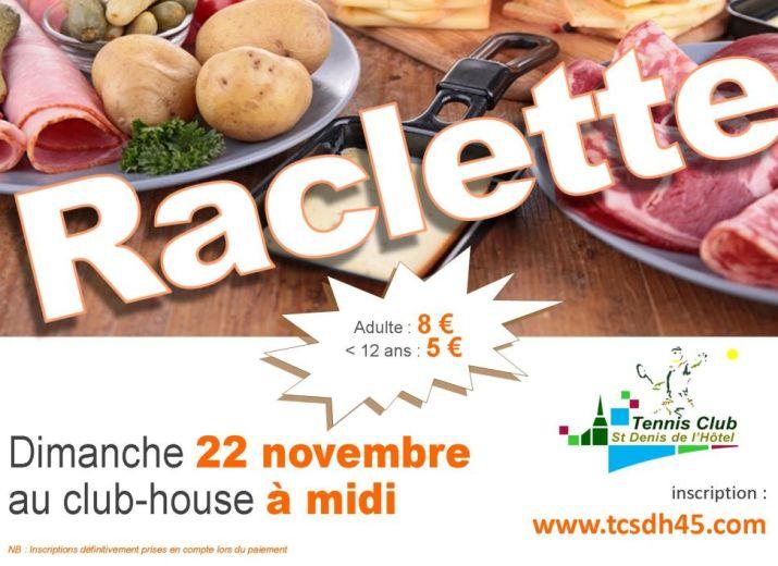 Raclette du 17 janvier 2016