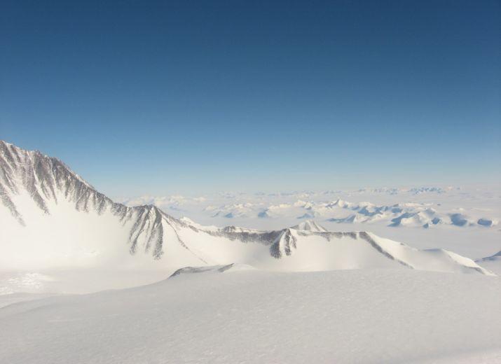 Expédition Antarctique, Mont Vinson + Pôle