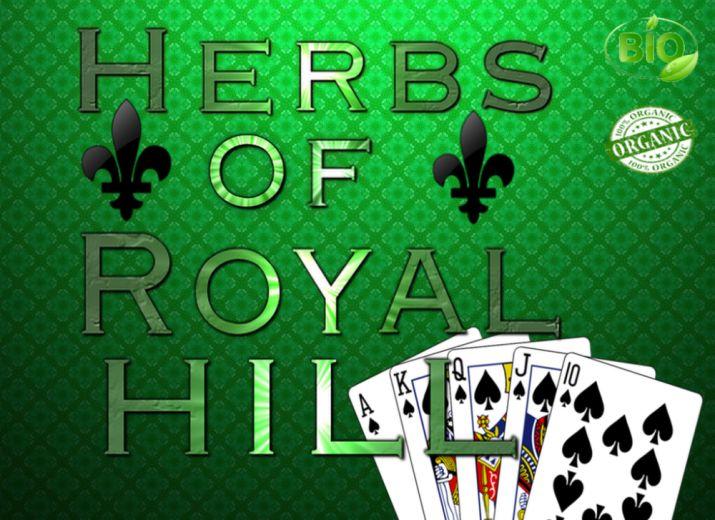 Royal Herbs Räuchermischungen ( 100% natürlich)