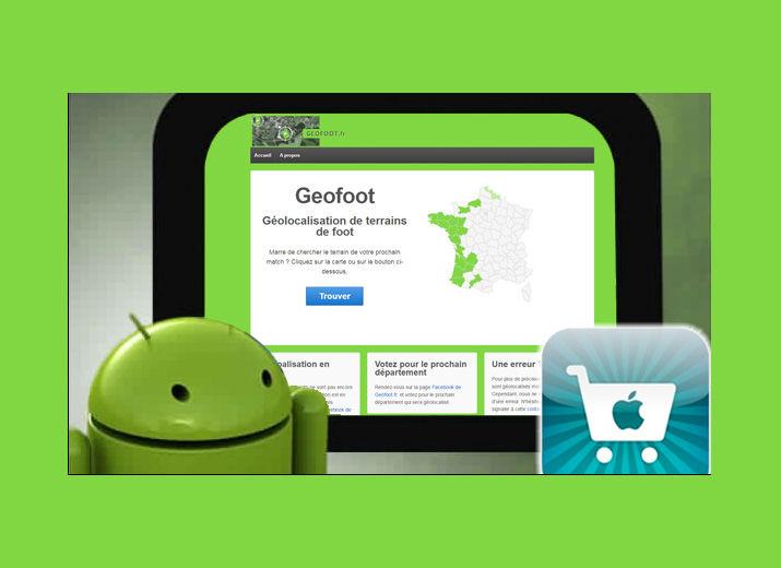 Geofoot App