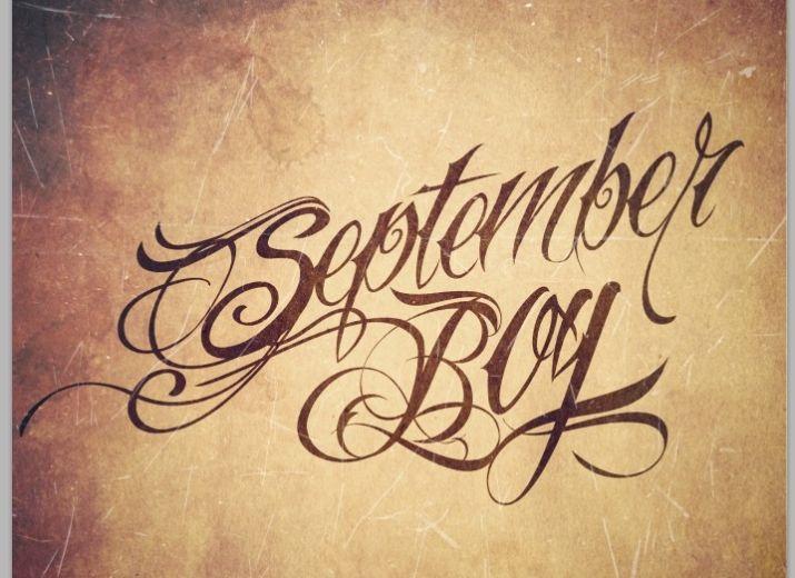 COLLECTE SEPTEMBER BOY