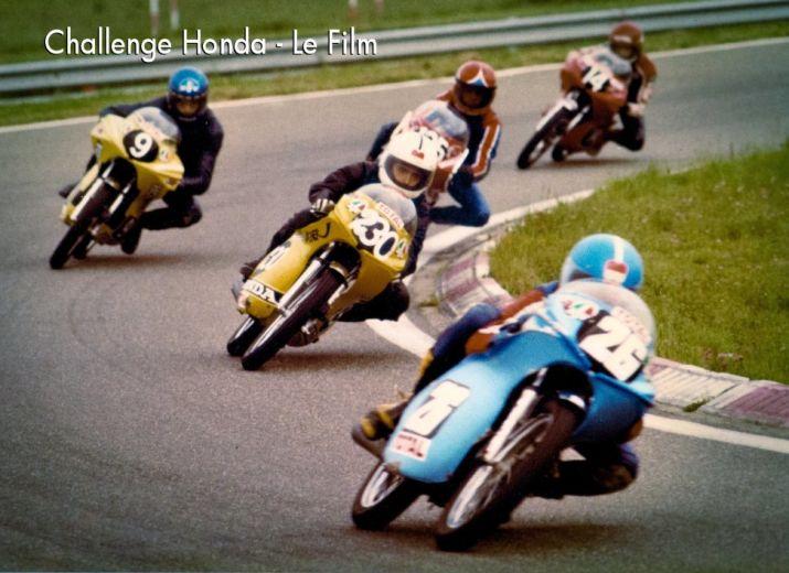 Challenge Honda - Le film