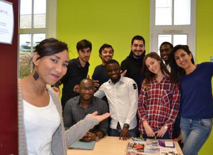 Solidarité pour les étudiants étrangers de l'université d'Artois Béthune