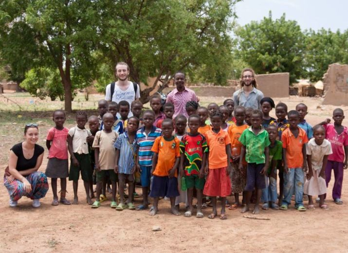Solidarité pour les enfants du Burkina (2016)