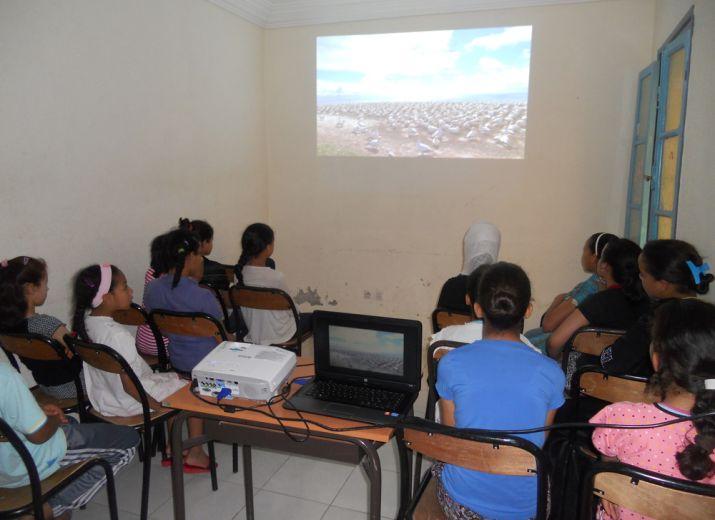 Orphanage in Morroco