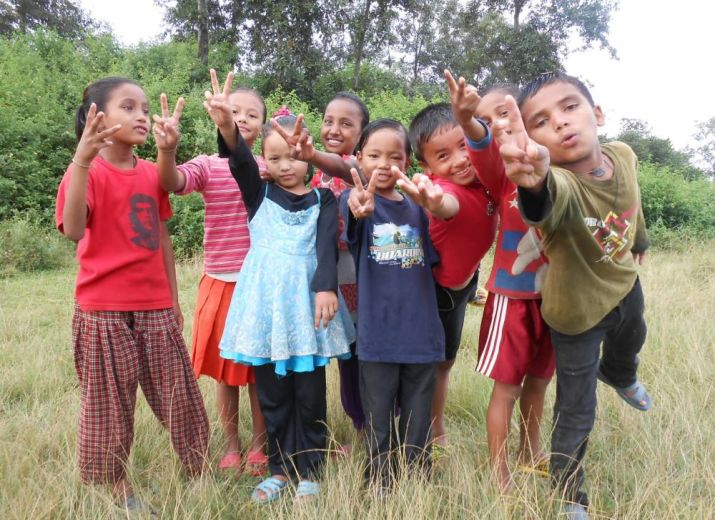 Hilfsbedürftige Menschen in Nepal unterstützen ???