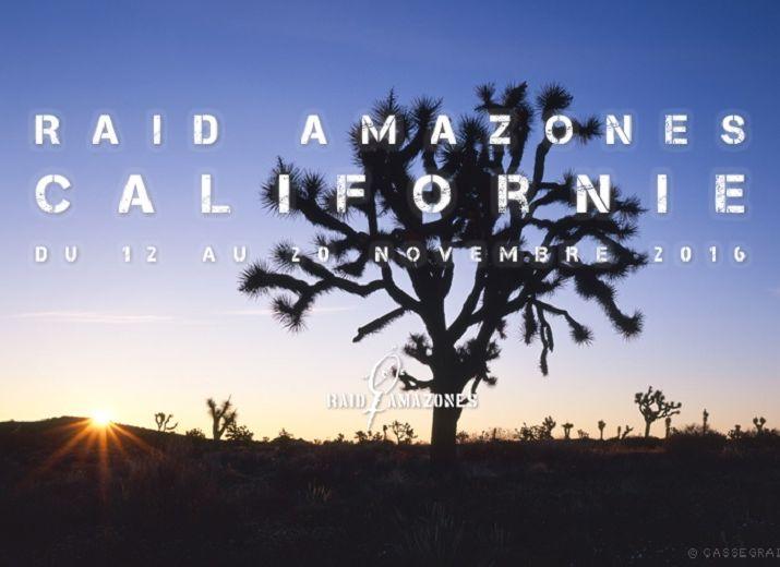 Les Euraidiennes : Objectif Raid Amazones 2016