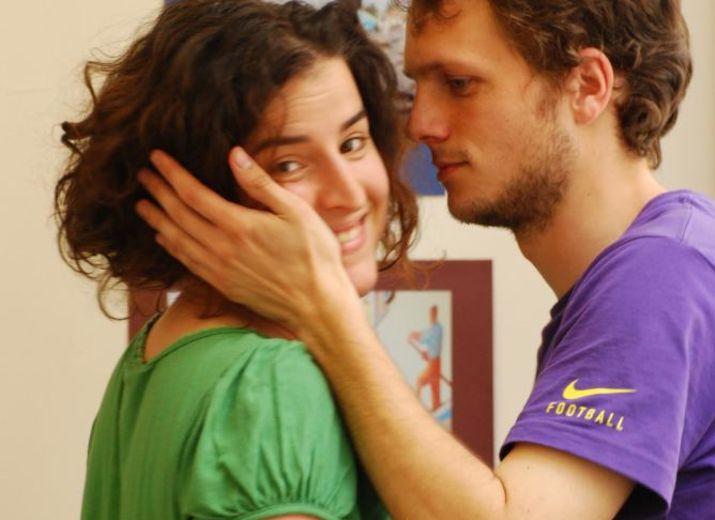 Voyage de noces de Cécile et Julien