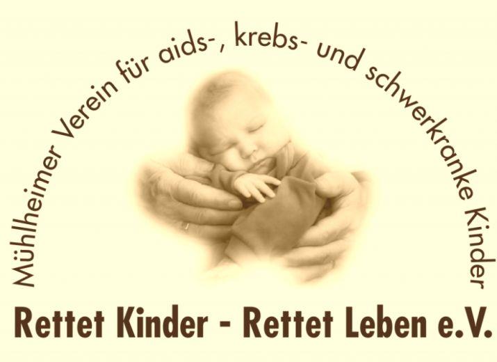 Spendenaktion für Rettet Kinder - Rettet Leben e.V.