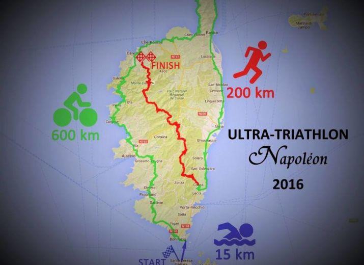 Ultra-Triathlon Napoléon