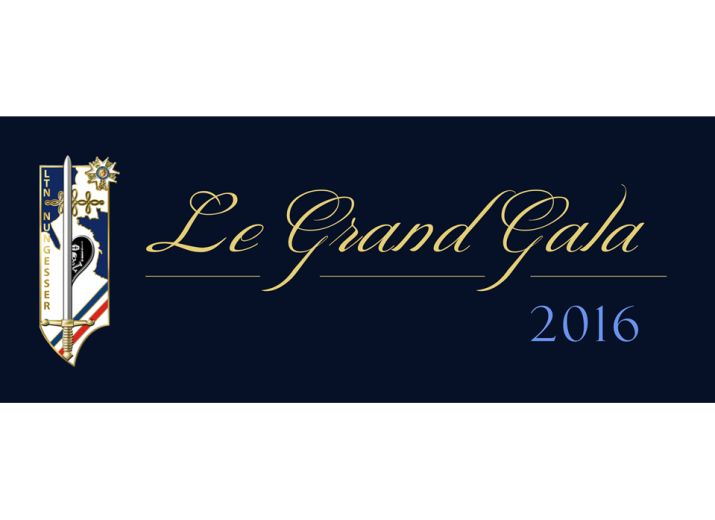 Le grand Gala 2016 - promotion lieutenant Nungesser