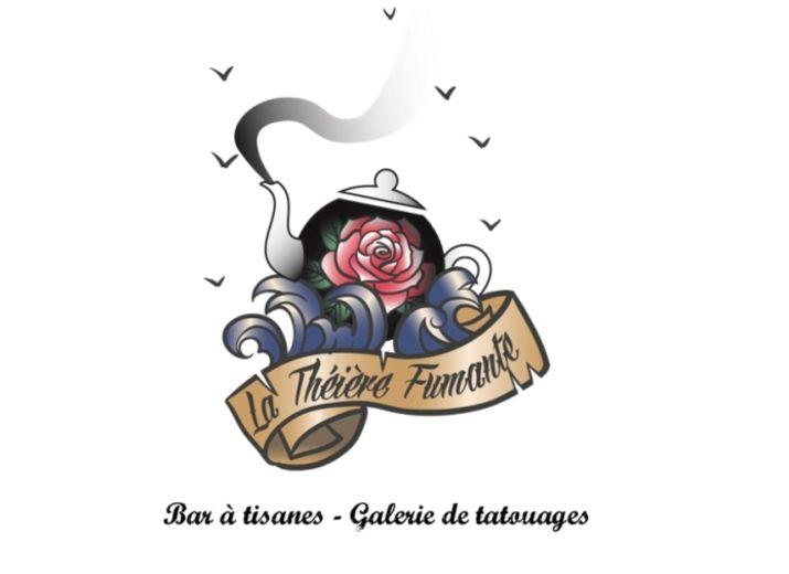 La théière fumante