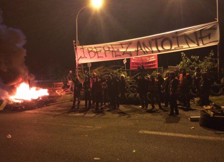 Solidarité avec Antoine et tous les interpellés du mouvement contre la loi travail