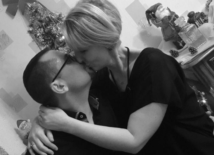 Pour que Sébastien puisse soutenir sa femme atteinte d'un cancer de la peau métastasique