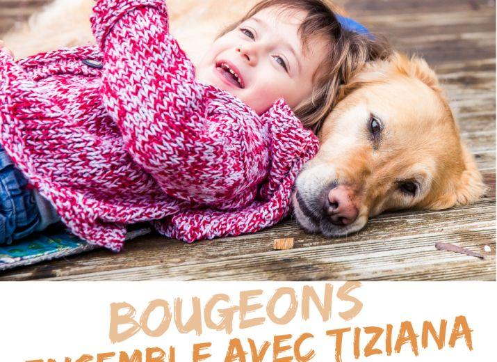 Bougeons ensemble avec Tiziana (Let's move together with Tiziana)