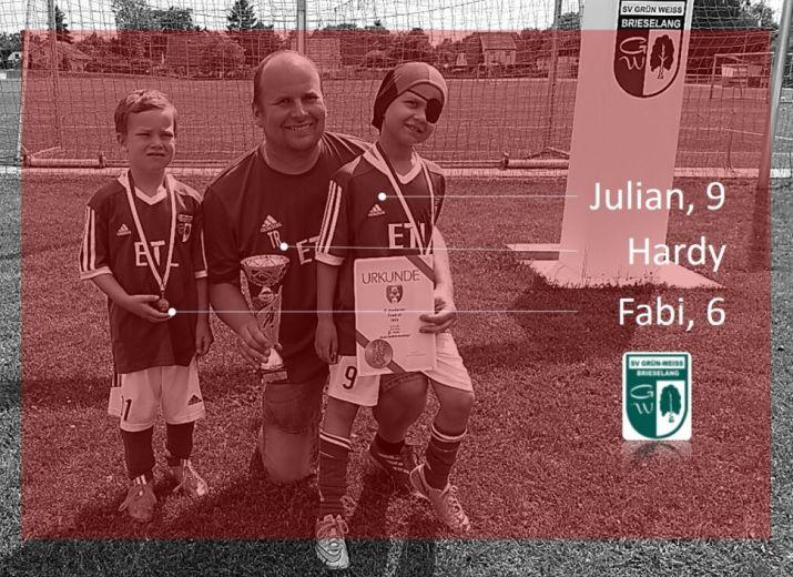 Der 12. Mann: Brieselang für Julian Kirsch!