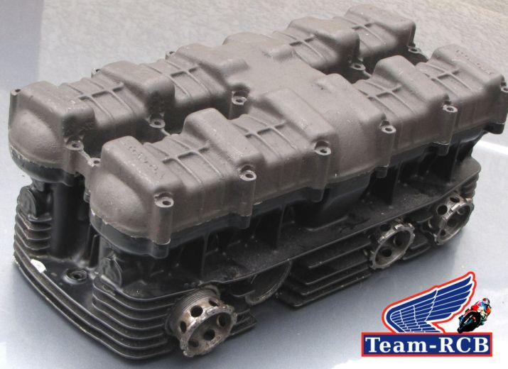 """Un moteur HONDA """"usine"""" pour la RCB 1976"""