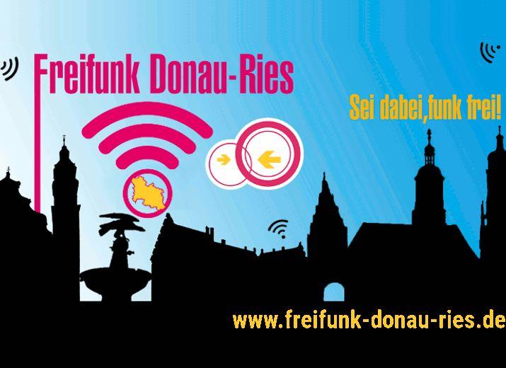 Deine Spende für Freifunk Donau-Ries