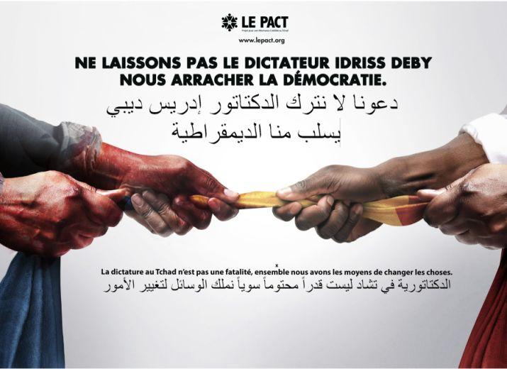 Renforcement des acteurs pour l' alternance au Tchad