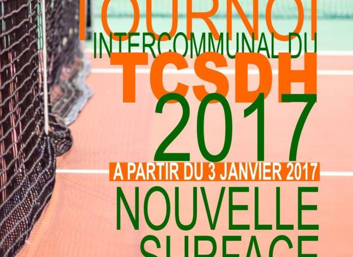 Tournoi TCSDH 2017