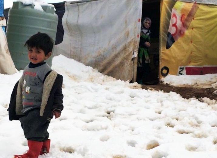 Lebanon Refugee Appeal - Childrens Winter Clothing Packs