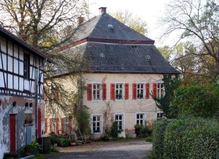Das Herrenhaus im Rittergut-Endschütz benötigt dringend ein neues Dach