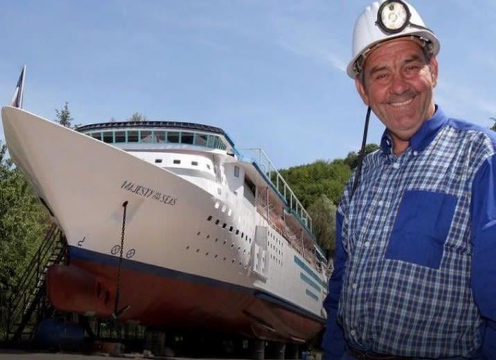 Association du Mini Majesty Of The Seas - François Zanella