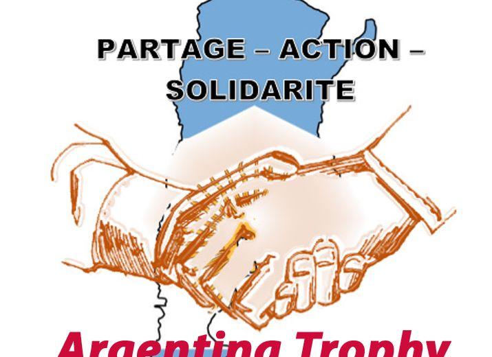 Un geste pour l'Argentina Trophy