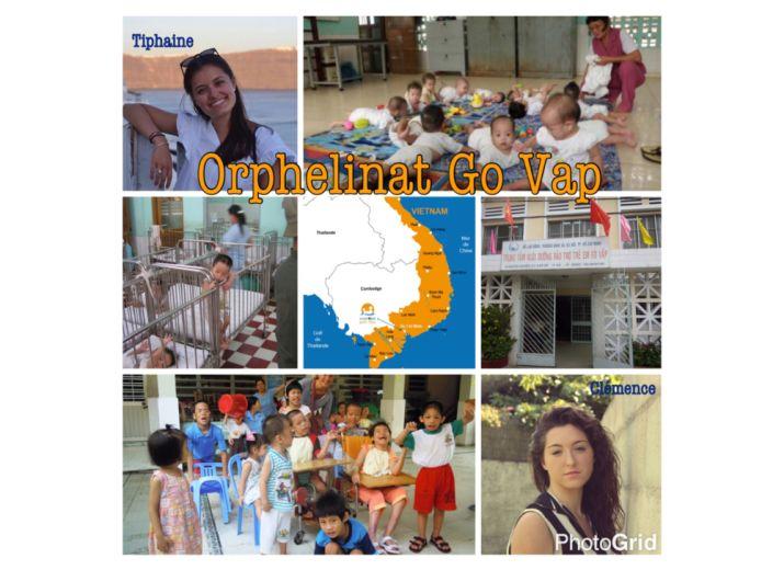 En route pour 4 semaines d'humanitaire au Vietnam