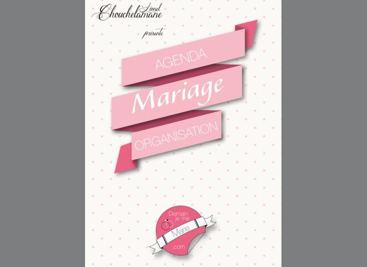 agenda du mariage - Cagnotte En Ligne Mariage