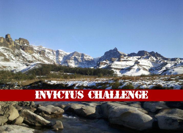 Ca Va Marcher-Invictus Challenge