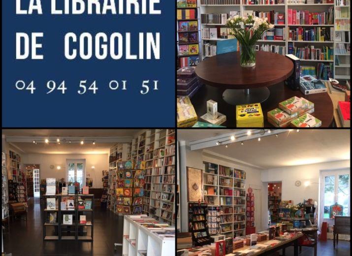 Soutenez la Librairie de Cogolin
