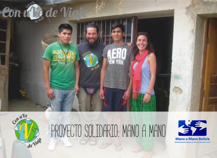 Proyecto Solidario: Soñar (Mano a Mano Bolivia)