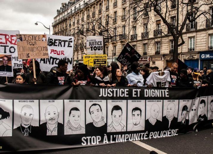 Solidarité Marche pour la Justice et La Dignité 19 Mars