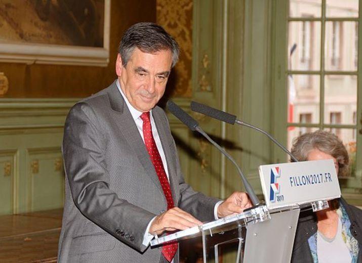 Solidarite avec Francois Fillon