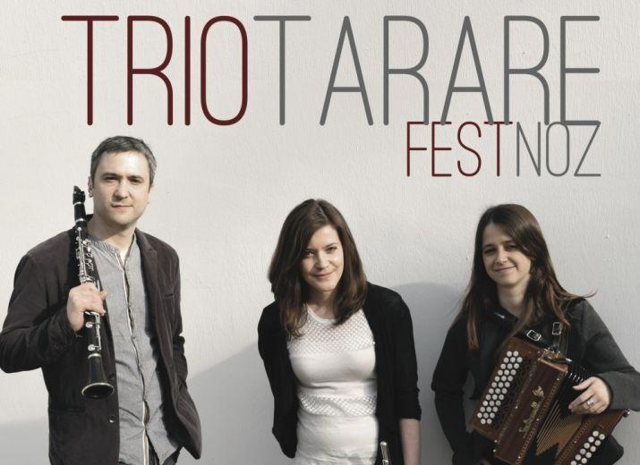 Premier album du Trio Tarare [Fest-Noz]