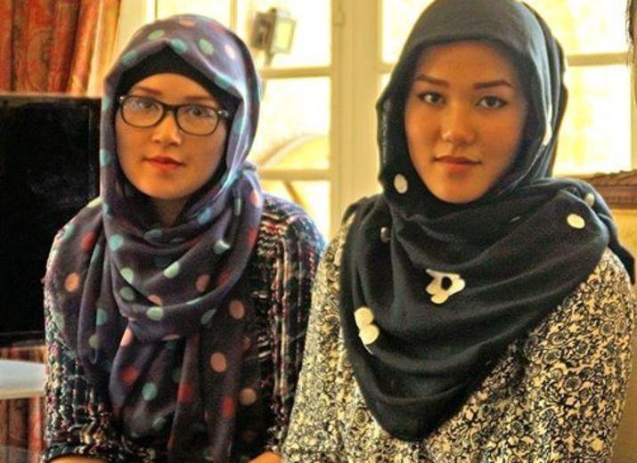 Petites Reines de Kaboul