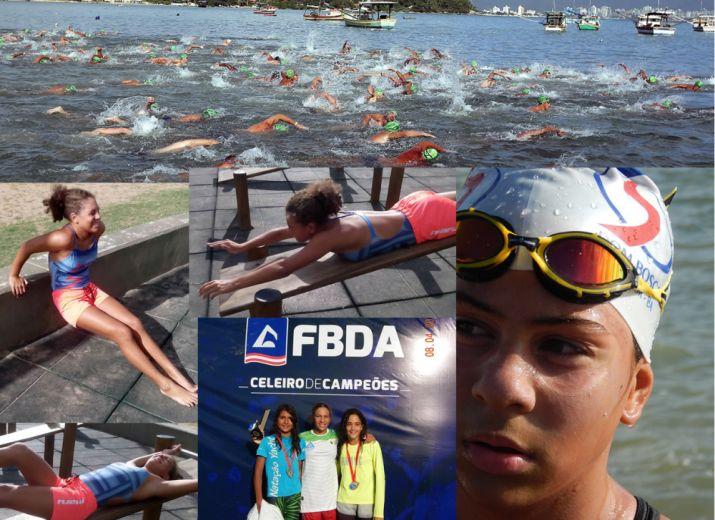 Brazilian athlete fund raising