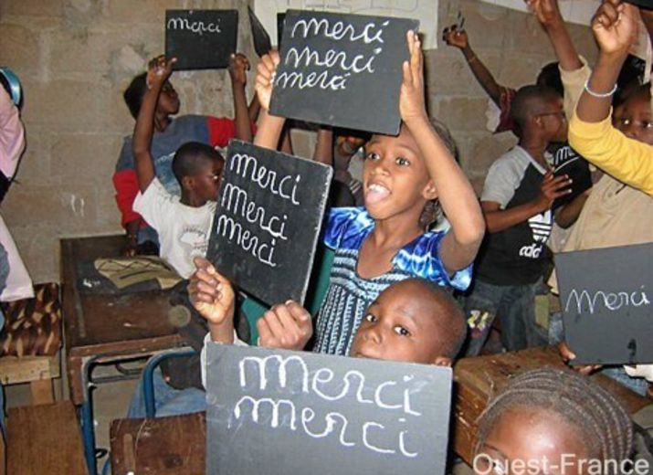 Chantier Congo Brazzaville 2017