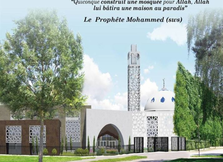 Grande Mosquée de Metz