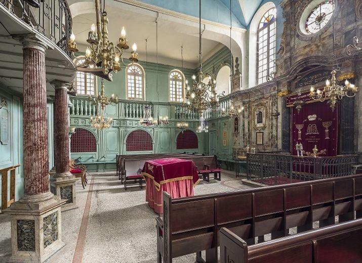 Rénovation de la Synagogue de Carpentras