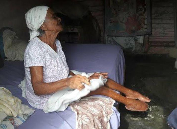 Ayuda para una anciana