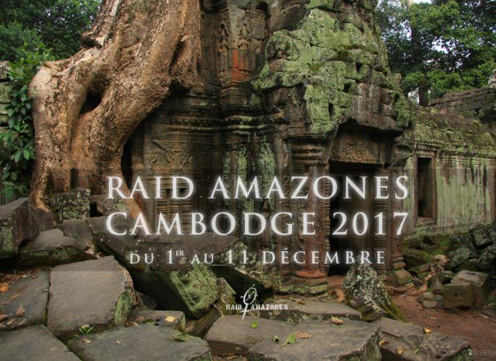 Objectif : Raid Amazones