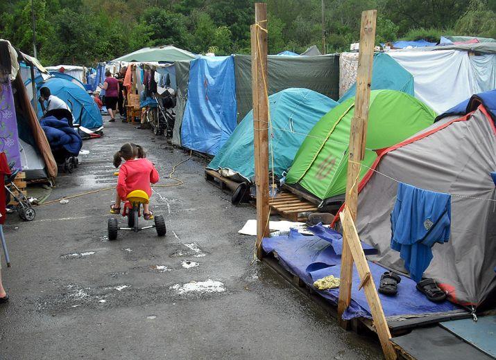 URGENT : Achat de tentes pour le camp de Blida