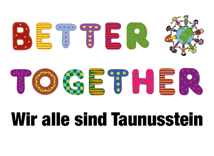 Better together - Wir alle sind Taunusstein