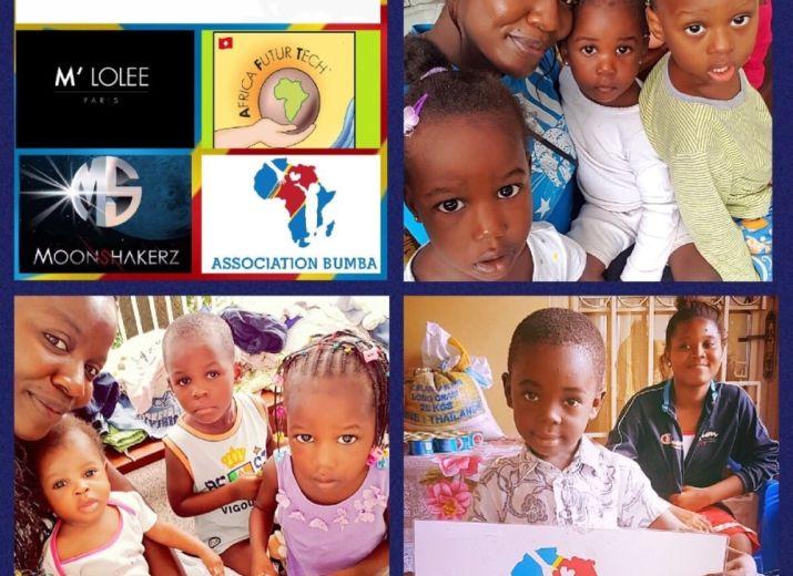 Construction d'une école et d'un orphelinat à Kinshasa