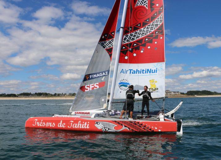 Sauvons le bateau des Trésors de Tahiti !